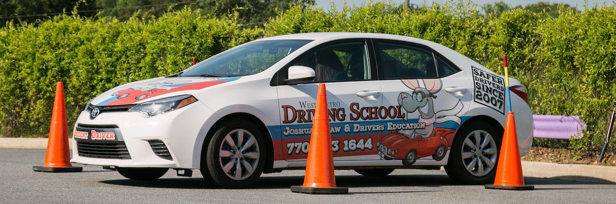 Contact & Location | West Metro Driving School